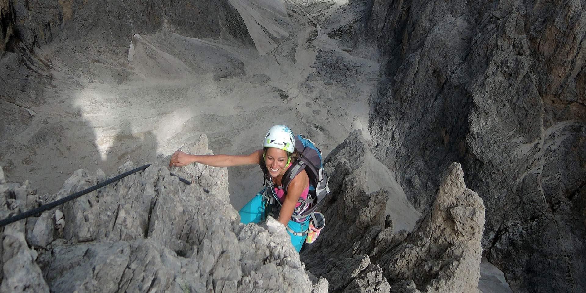 Fine settimana di arrampicata