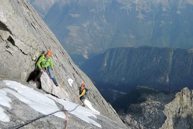 Settimana di arrampicata