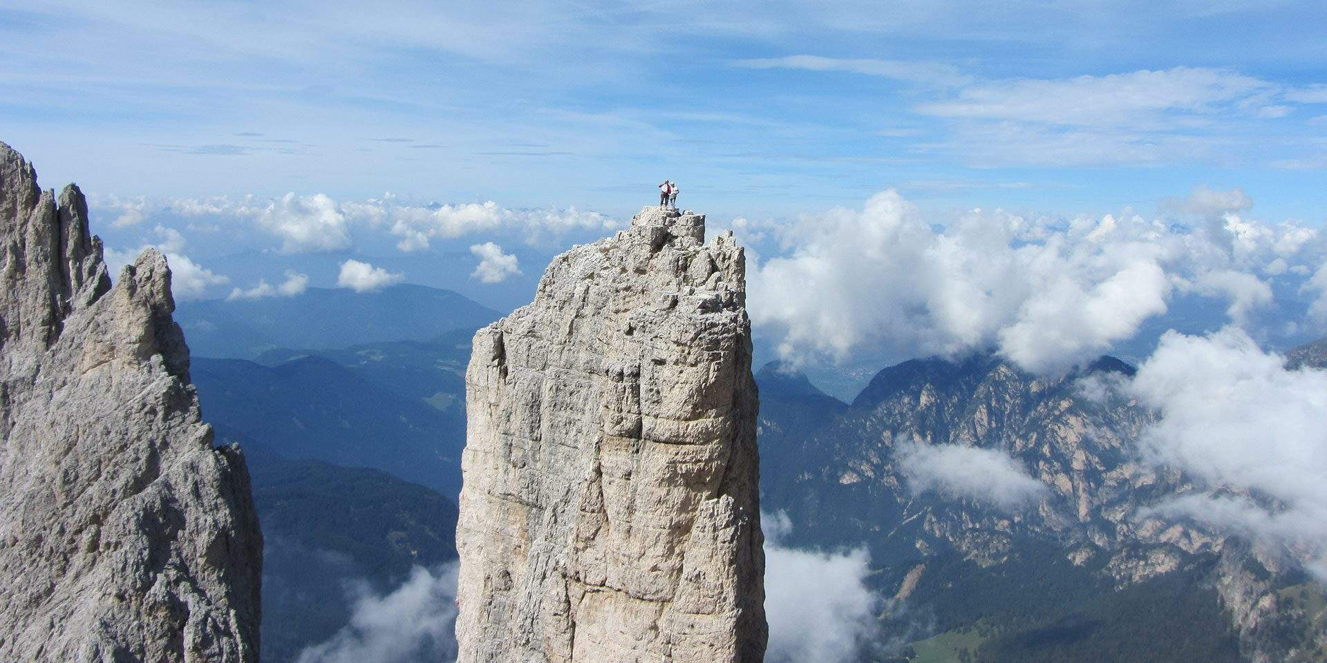 Advanced rock climbing course