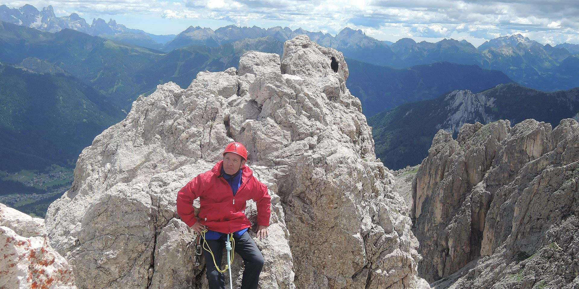 3 days rock climbing course