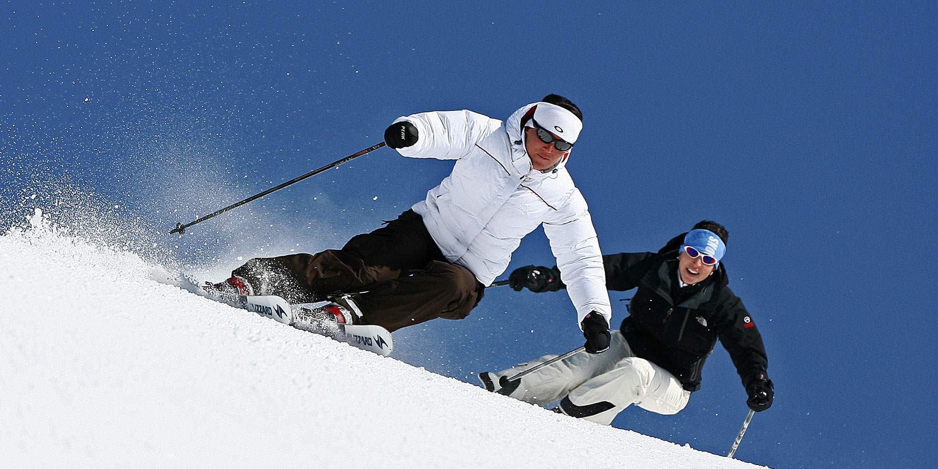 Overnight ski tours