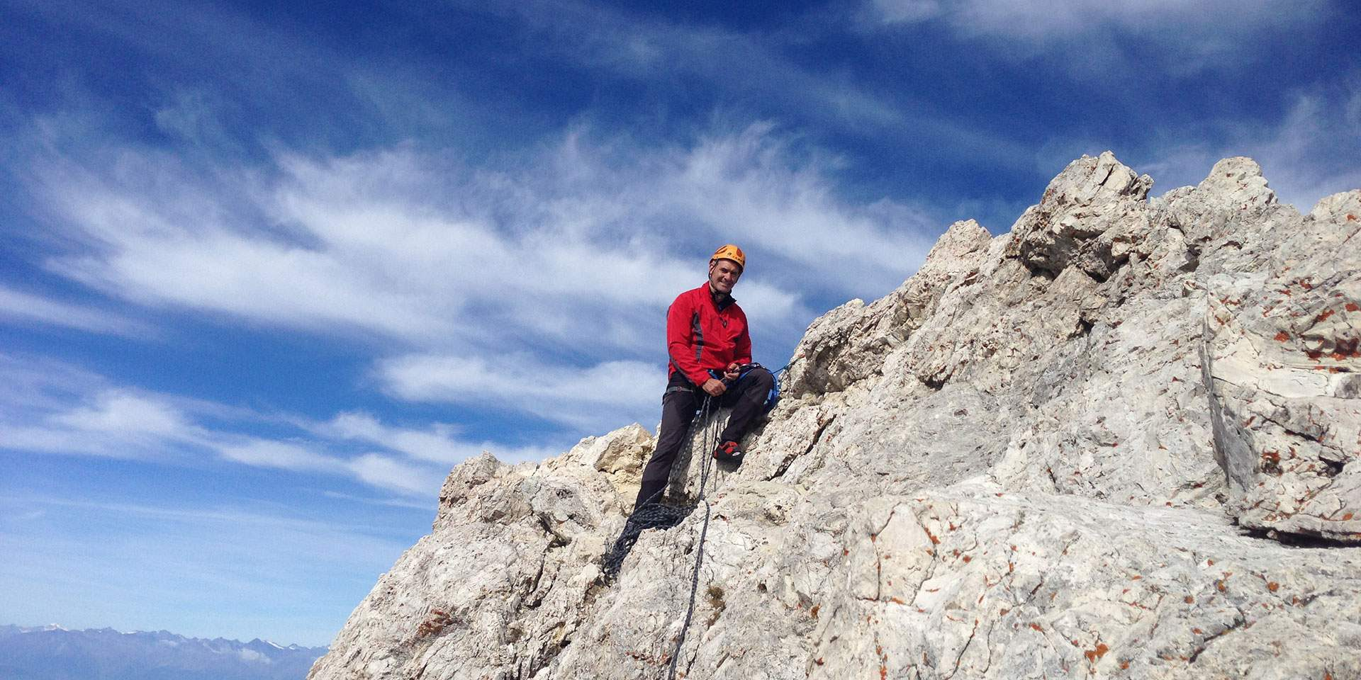 Stage di arrampicata settembre